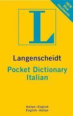 Langenscheidt Pocket Italian Dictionary (Langenscheidt Pocket Dictionaries)