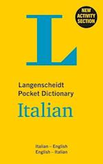 Langenscheidt Pocket Dictionary Italian (Langenscheidt Pocket Dictionaries)