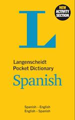 Langenscheidt Pocket Dictionary Spanish (Langenscheidt Pocket Dictionaries)