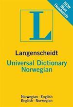 Langenscheidt Universal Norwegian Dictionary (Langenscheidt Universal Dictionary)