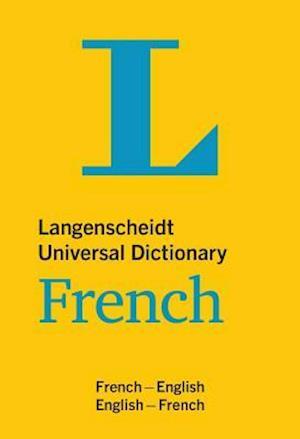 Bog, paperback Langenscheidt Universal Dictionary French