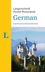 Langenscheidt Pocket Phrasebook German (Langenscheidt Pocket Phrasebooks)