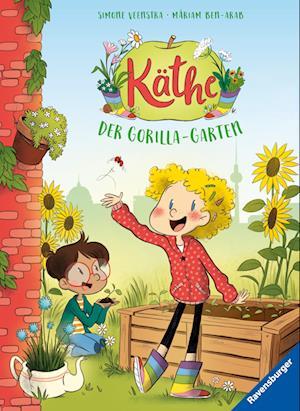 Käthe, Band 1: Der Gorilla-Garten