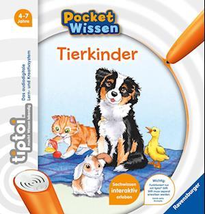 tiptoi® Tierkinder