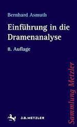 Einfuhrung in Die Dramenanalyse af Bernhard Asmuth