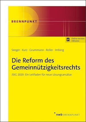 Die Reform des Gemeinnützigkeitsrechts