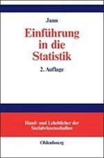 Einfuhrung in Die Statistik af Ben Jann