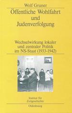 Offentliche Wohlfahrt und Judenverfolgung af Wolf Gruner