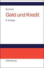 Geld und Kredit af Manfred Borchert