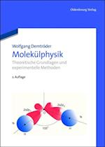Molekulphysik af Wolfgang Demtroder