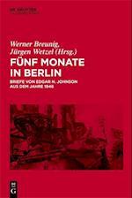 Fnf Monate in Berlin