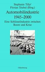 Automobilindustrie 1945-2000