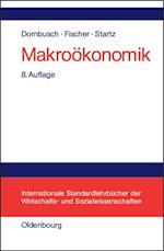 Makrookonomik af Stanley Fischer