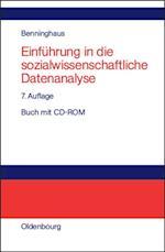 Einfuhrung in die sozialwissenschaftliche Datenanalyse af Hans Benninghaus