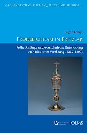 Fronleichnam in Fritzlar