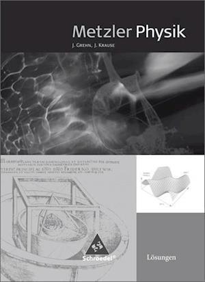 Metzler Physik SII. Lösungen