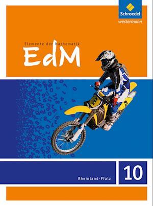 Elemente der Mathematik 10. Schülerband. Sekundarstufe 1. Rheinland-Pfalz