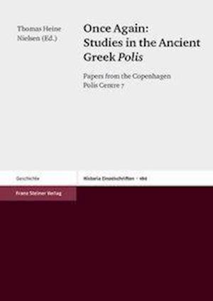 Once Again: Studies in the Ancient Greek Polis