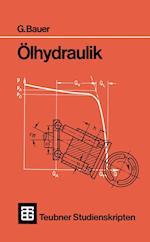 Ölhydraulik af Gerhard Bauer