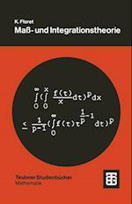 Mass- Und Integrationstheorie af Klaus Floret