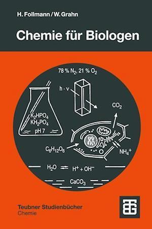 Bog, paperback Chemie fur Biologen af Hartmut Follmann