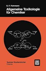 Allgemeine Toxikologie Fur Chemiker (Teubner Studienbucher Chemie)