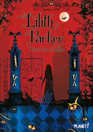 Lilith Parker 01: Insel der Schatten