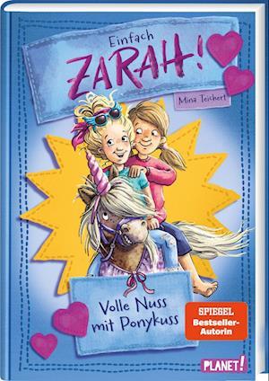 Einfach Zarah! 2: Volle Nuss mit Ponykuss