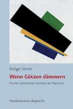 Wenn Gotzen Dammern af Rudiger Gorner, R. Diger Gorner