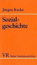 Sozialgeschichte af Jurgen Kocka, J. Rgen Kocka