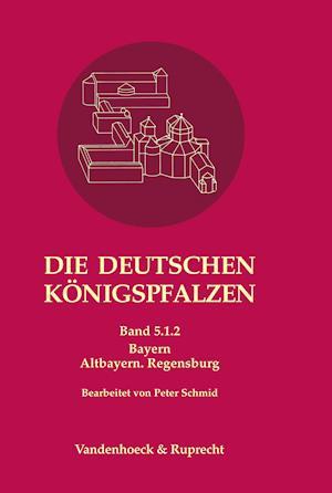 Die deutschen Königspfalzen. Band 5: Bayern
