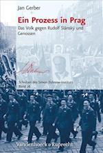 Ein Prozess in Prag (Schriften des Simon Dubnow Instituts, nr. 26)