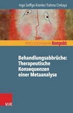 Behandlungsabbruche (Psychodynamik Kompakt)