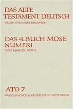 Das Vierte Buch Mose (Numeri) af Martin Noth