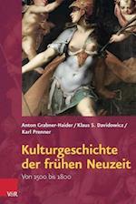 Kulturgeschichte Der Fruhen Neuzeit af Klaus S. Davidowicz, Karl Prenner, Anton Grabner-Haider