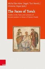 The Faces of Torah (Journal of Ancient Judaism Supplements, nr. 22)