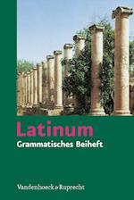 Latinum. Grammatisches Beiheft