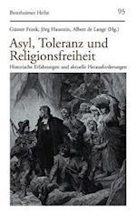 Asyl, Toleranz Und Religionsfreiheit
