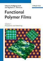 Functional Polymer Films, 2 Volume Set
