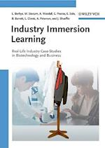 Industry Immersion Learning af Lucia Clontz, Michael Stocum, Elaine Sale