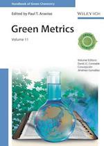 Green Metrics (Handbook of Green Chemistry)