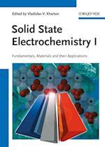 Solid State Electrochemistry 2 V Set