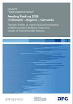 Funding Ranking