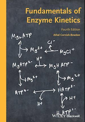 Bog, paperback Fundamentals of Enzyme Kinetics af Athel Cornish bowden