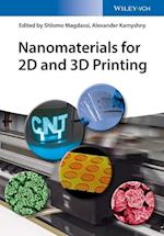Nanomaterials for 2D and 3D Printing af Shlomo Magdassi