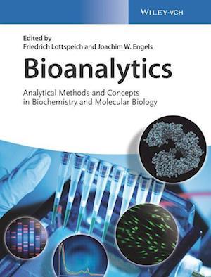 Bog, hardback Methods in Biochemistry and Molecular Biology af Friedrich Lottspeich