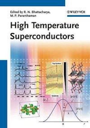 Bog, hardback High Temperature Superconductors af Anand K. Bhattacharya