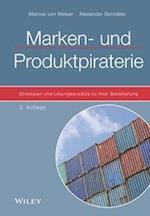 Marken- und Produktpiraterie - Strategien und Losungsansatze zu ihrer Bekampfung