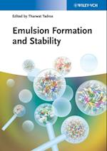 Emulsion Formation and Stability (Topics in Colloid and Interface Science (Vch))