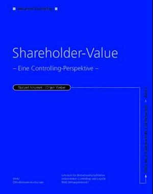 Shareholder Value af J Rgen Weber, Norbert Knorren